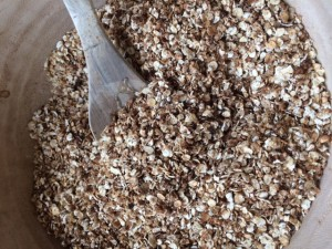 Havermout muesli