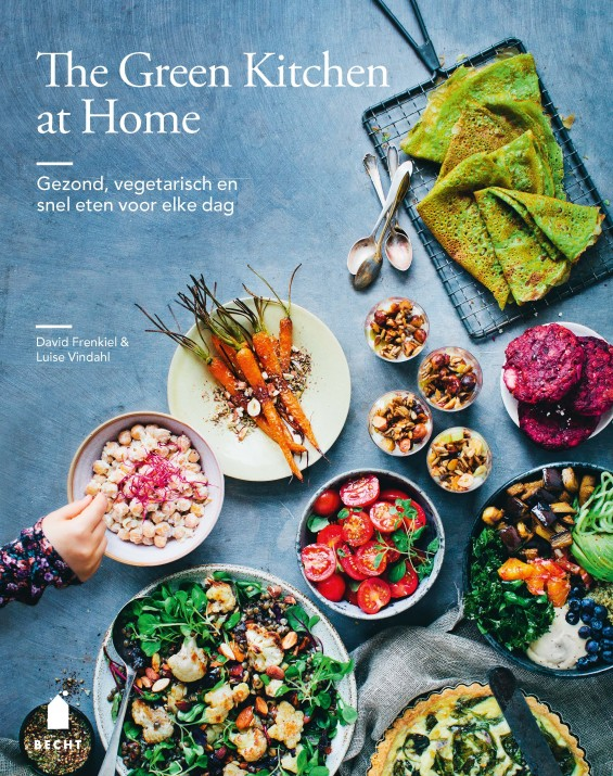 boek the green kitchen at home